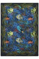 BY JOY CARPETS Nature 1501 Under The Sea / NYLON / MACHINE MADE / $115.99 3'10'' X 5'4'' /// $223.19 5'4 X 7'8'' /// $383.19 7'8'' X 10'9'' ///
