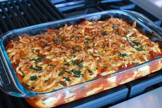 Homemade Manicotti - easy recipe made with crepes!