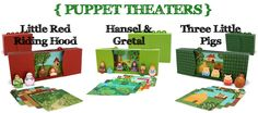 free puppet theatres