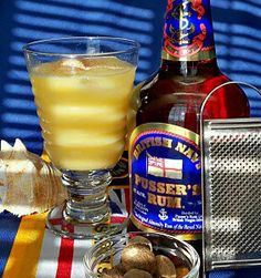 The History of the Infamous Pusser's Rum Painkiller. #Caribbean #Rum #Cocktails