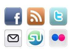Idiot's Guide to Adding Social Media Buttons to Blogger