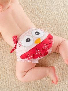 """""""Whoo's the Cutest?"""" Owl Bloomer from Baby Shower Gifts & Favors on Gilt"""