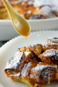 Bread Pudding Recipe - Cooking   Add a Pinch