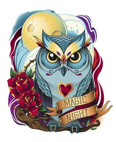 Magic Night by Mateo M. Usuga