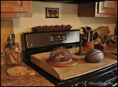 Primitive Kitchens on Pinterest | Primitive Kitchen, Vintage Kitchen ...