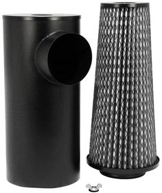K & N 38-2001R Replacement Canister Filter-HDT. K & N heavy duty replacement air filters for large turbo diesel engines are reusable.  These filters are designed to provide lower restriction and higher air flow, while delivering exceptional filtration efficiency.