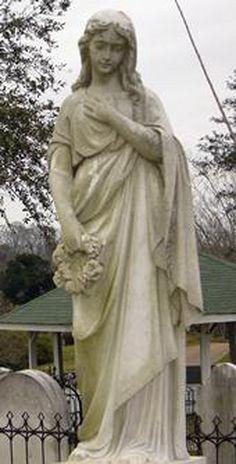 #Natchez, MS #cemetery www.visitnatchez.org