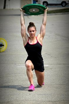 Girls Who Do Crossfit