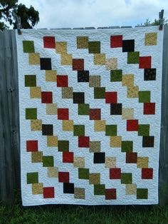 Falling Charms quilt - Missouri Star Quilt Company