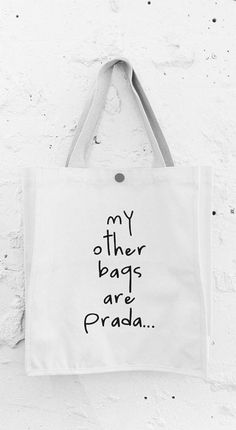 my other bags are ...