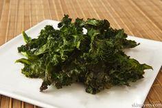 Southwestern Kale Chips, zesty and crisp..#kalechips #kalerecipes