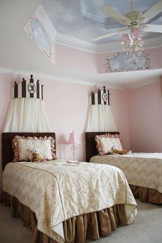 a princess room