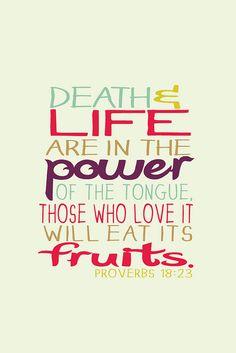 Proverbs 18:23