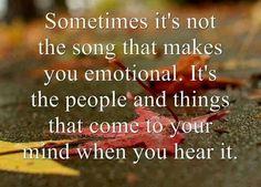 It is so true