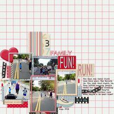 5 photos + frames + collage