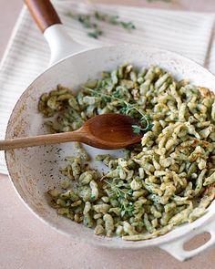 Herbed Spaetzle