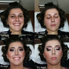 Makeup Carine - Airbrush