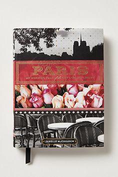 Paris: An Inspiring Tour of the City's Creative Heart   #anthropologie