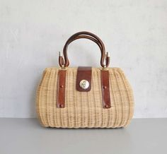 Wicker bag