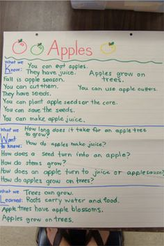 TONS of activities, songs, lessons for an apple unit - Awesome!