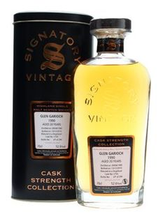 20-year-old whisky Glen Garioch for £66.75 ... for those who wish they were 20 again :)