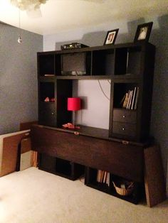 Drop Leaf Expedit - IKEA Hackers