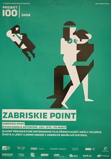 Posteritati: ZABRISKIE POINT R2008 Czech 17x24