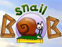 math game, bob, puzzl game, mobil game, snail, physic base