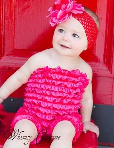 fairytale frocks and lollipops :: knit, whimsy couture, petti ruffle romper, e-pattern, downloadable sewing pattern, pdf sewing pattern
