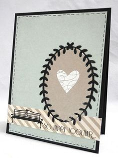 Created by Jennifer with the April 2013 Card kit by Simon Says Stamp