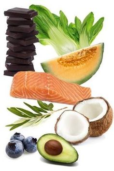 The healthiest foods for your #skin