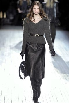 Theyskens' Theory - Collections Fall Winter 2012-13 - Shows - Vogue.it