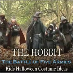 Hobbit Halloween Cos
