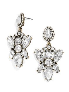 crystal brontë drops / baublebar