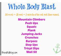 stay fit, friend rene, fave workout, fit week