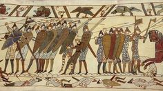 What happened in the rest of the world in 1066?