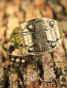 style, accessori, free spirit jewelry, cuffs, thunderbird cuff, junk gypsi, jewelri, junk gypsy jewelry, thunderbirds