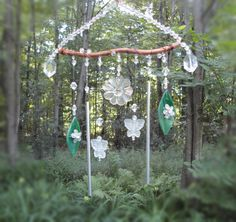 wind chime, gift, garden chimes, glass