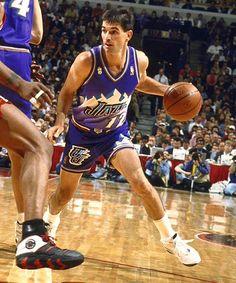 Stockton and his shorts.