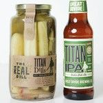 Titan Pickles?!  Yes please...