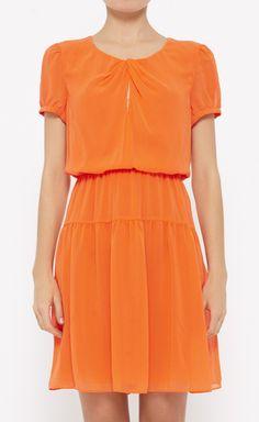 Juicy Couture Orange Dress