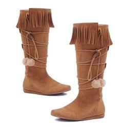1 in.  Heel Boot