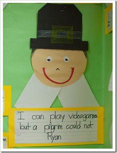Comparing Today's Children vs. Pilgrim Children