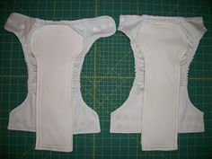 Simple Diaper-Sewing Tutorials