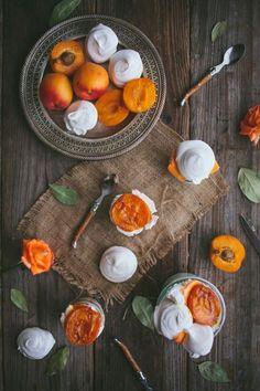 apricot rose and eton mess // designlovefest
