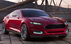 Ford Mustang 2015 concept car more on ...   http://www.muchocars.com/2015-mustang-svt-cobra.html