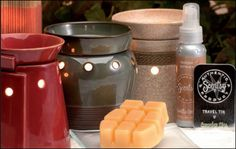 What can I say? I'm a SCENTSY Consultant! :) - www.kaylacantwell.scentsy.us