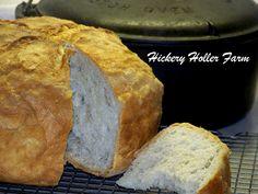 Hickery Holler Farm: Baking Bread