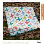 Twilight Quilt Pattern - PDF - via @Craftsy