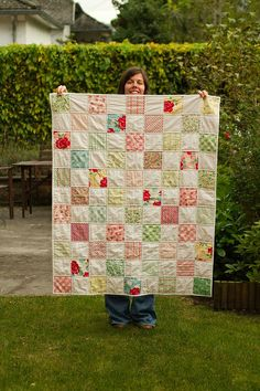 swell baby quilt   Flickr - Photo Sharing!